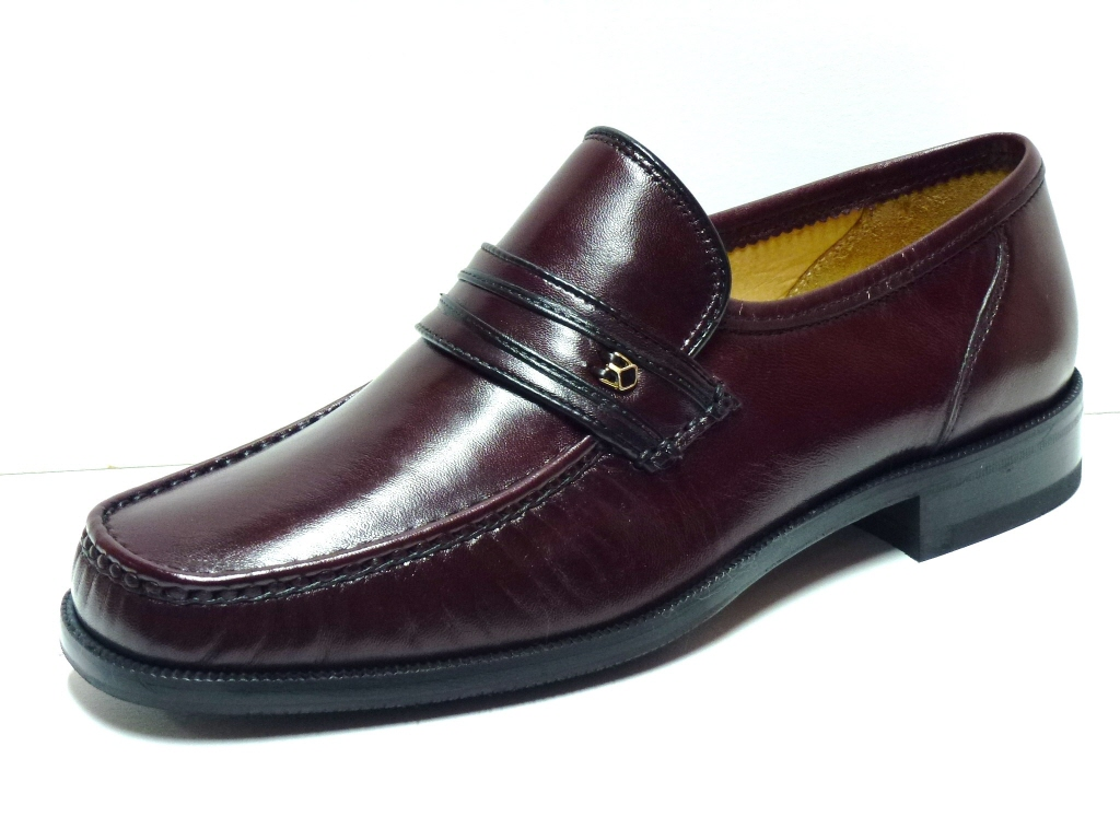 chaussures homme habill es pour pieds sensibles grandes largeurs en p cari nappa cerf. Black Bedroom Furniture Sets. Home Design Ideas