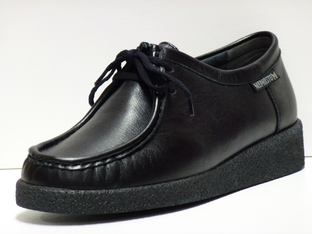 f88ee93e52217b Lacet 11479 mephisto CHRISTY black