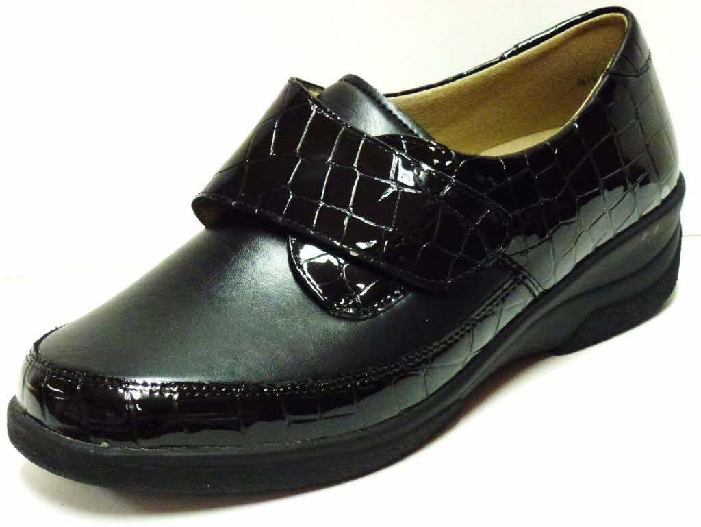 336af7ef2f10da Chaussures SOLIDUS femme collection Hiver très grande largeur K semelles  LIA, KARO, MONI, FABIA, HILDE, HESTER, HEDDA à semelles amovibles pour  correction ...