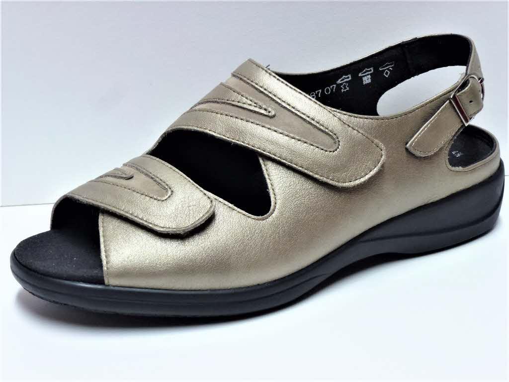 2f8b78f579e9a5 Chaussures SOLIDUS femme collection Hiver très grande largeur K ...